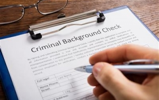 applicants with a criminal history still need to disclose facts