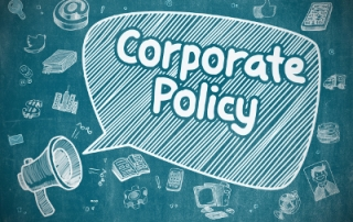 social media policies in the workplace